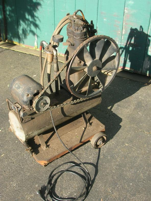 Military Tank For Sale >> Old Fridgidaire compressor. - Page 2