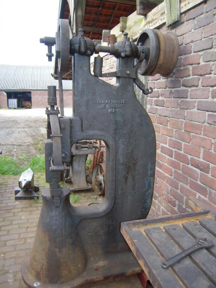 Power Hammer To Be Restored