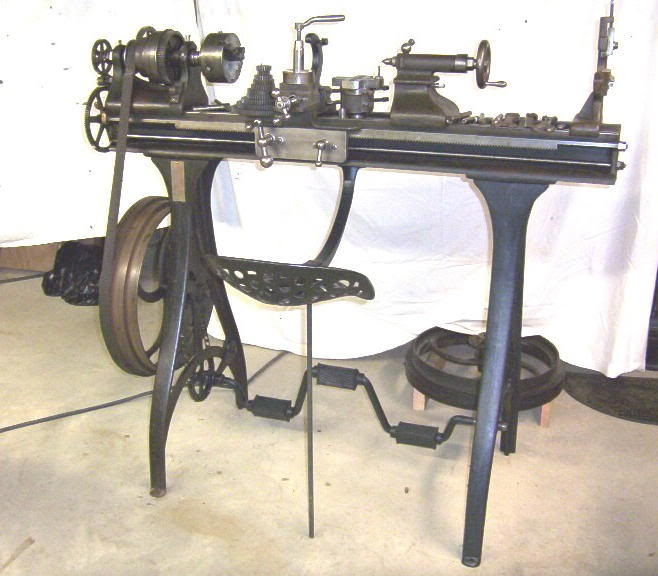 Looking For A Treadle Lathe