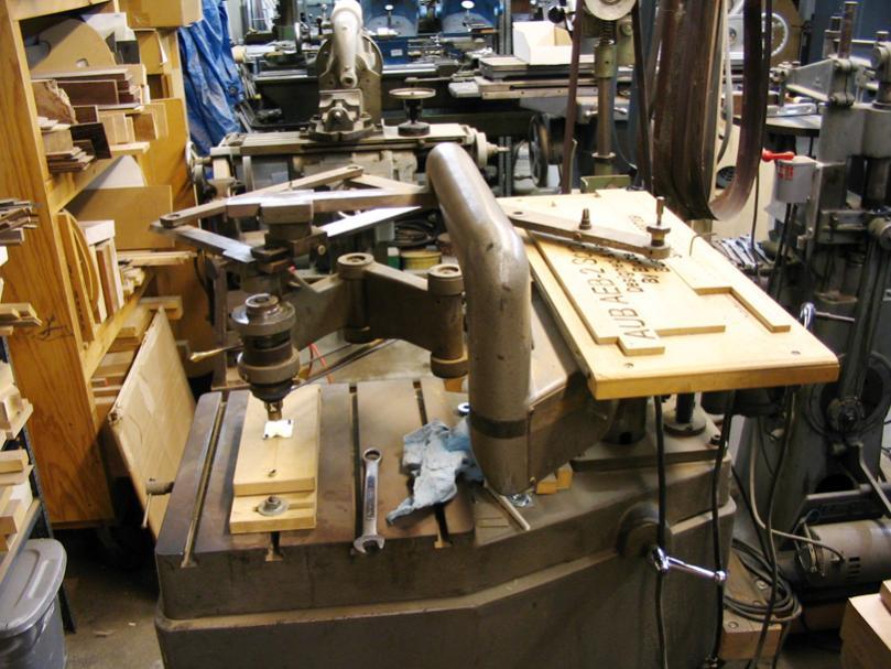Pantograph Engraver Wanted