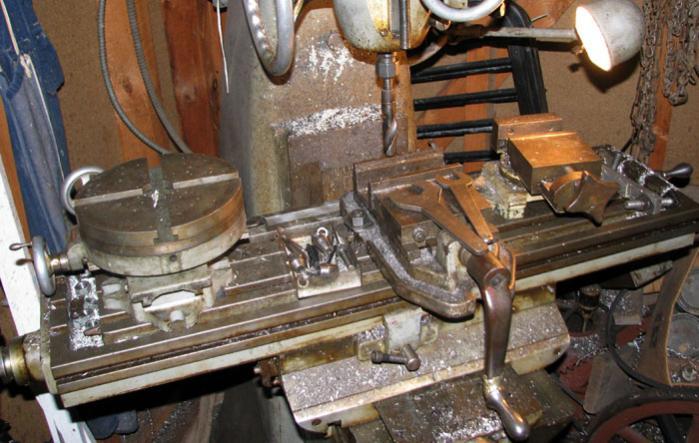 united states machine tools