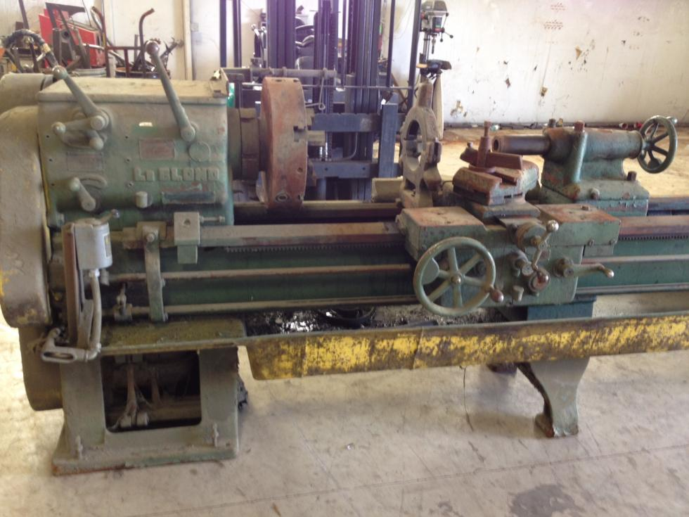 Scored a pair of Leblond Lathes, info request