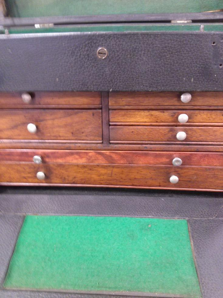 How Old Is This Gerstner Chest