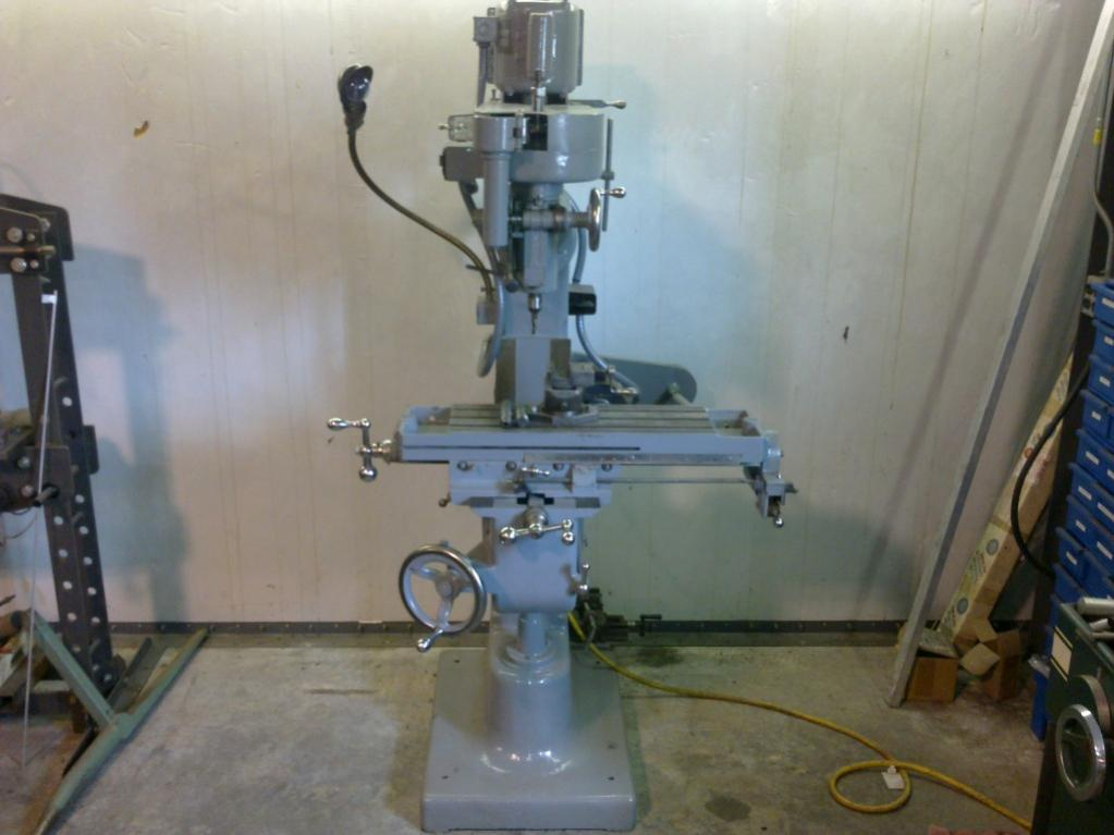 index milling machine for sale