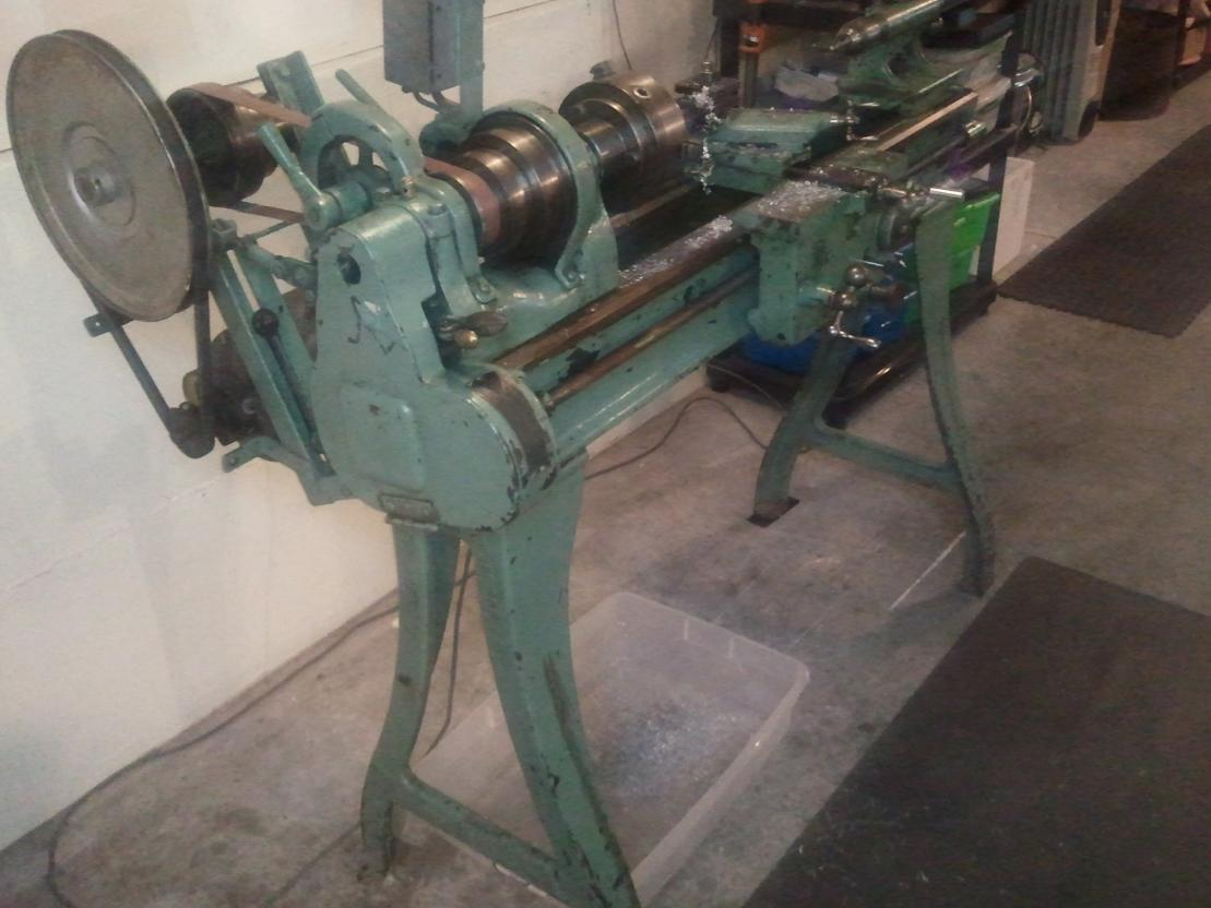 Lathe For Sale >> Champion Blower & Forge