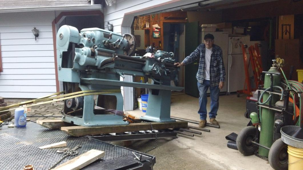 History And Parts Availablity For 12 X 30 Hendey Lathe Sn