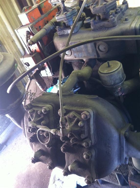 Need Help Id Ing Gardner Denver Compressor Recip 60hp
