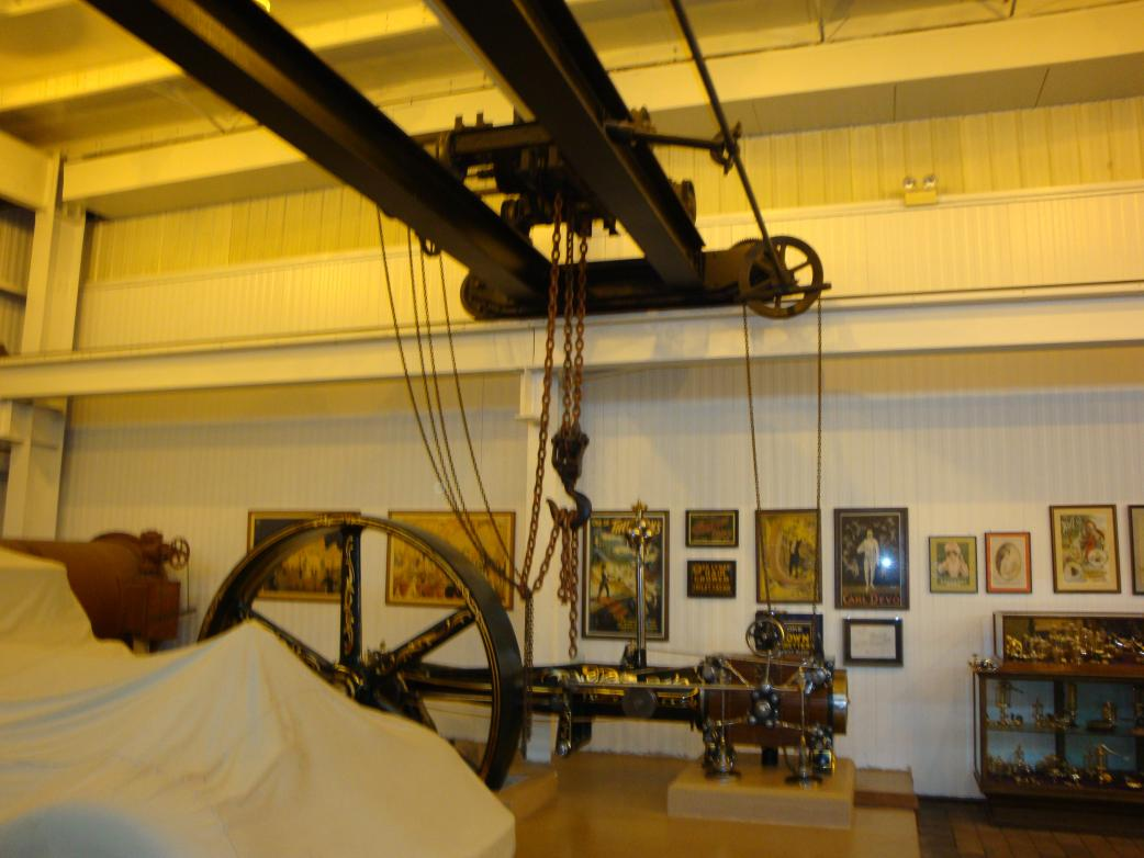 Trolley For Antique Overhead Crane