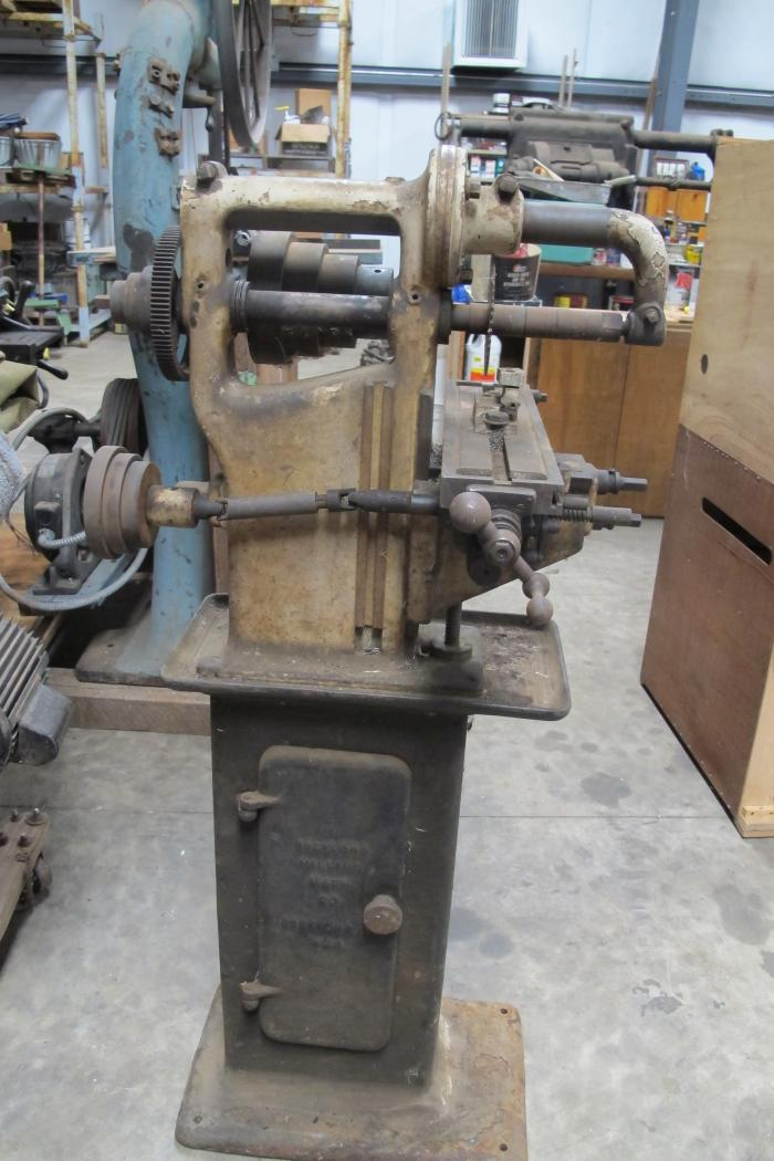 Buffalo Forge Camel Back 10 Inch Drill Press