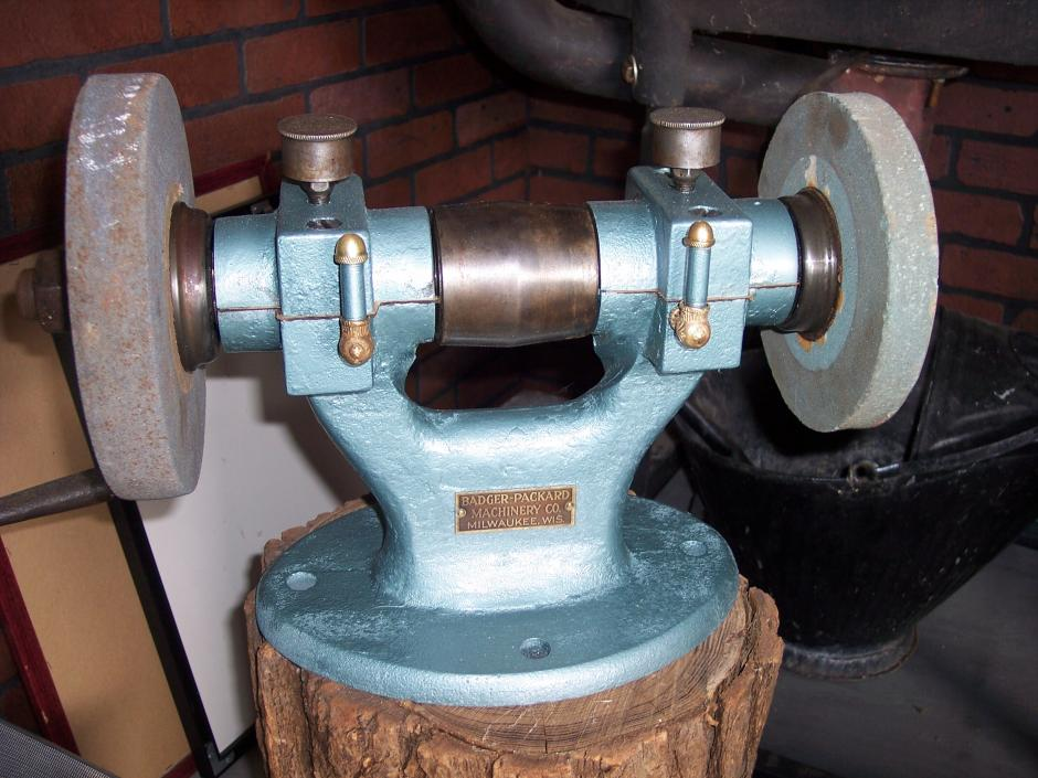 Badger Packard Belt Driven Grinder Any Info