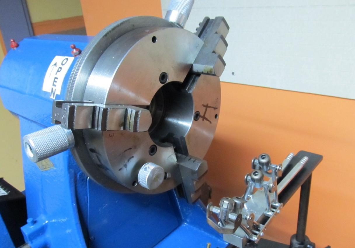 Standard Tool  U0026 Manufacturing Co  Glassblowing Lathe
