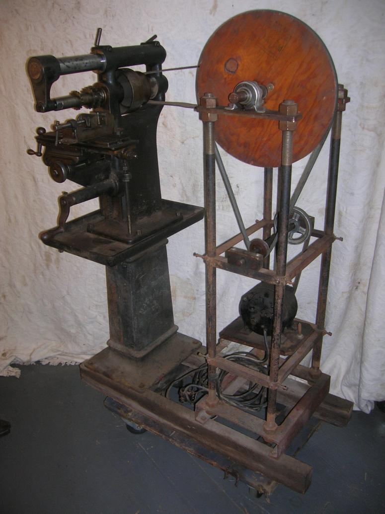 Nice Flat Belt Drill Press Hartford Cl