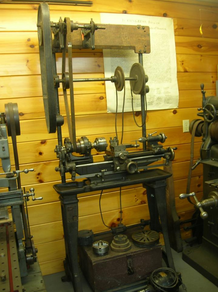 Nice Flat Belt Drill Press Hartford Cl