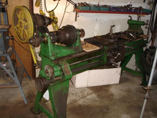 carroll machine shop