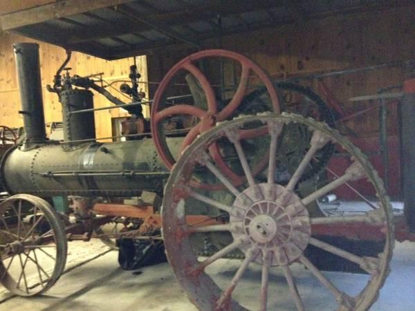 Peerless Steam engine (tractor) for sale in craigslist
