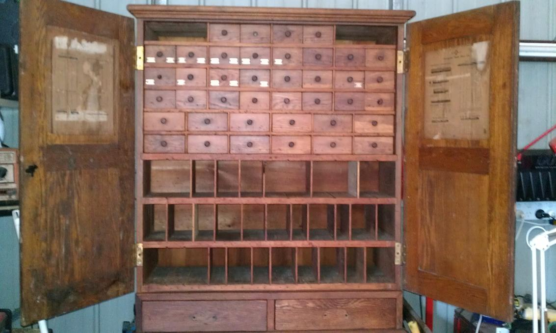 Cleveland Drill Cabinet