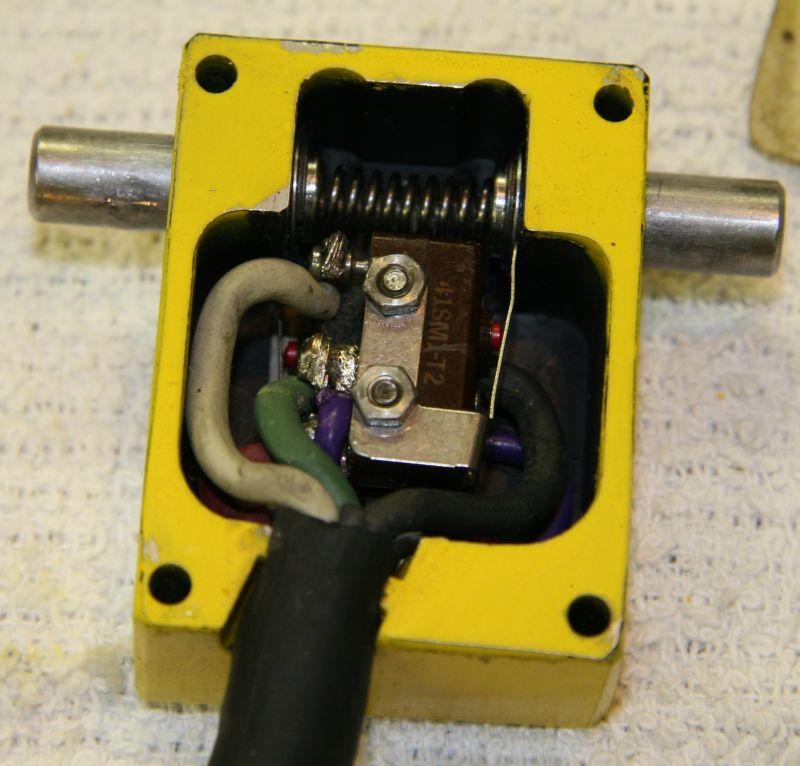 Help With Servo 100 Power Feed Unitwiring readingratnet
