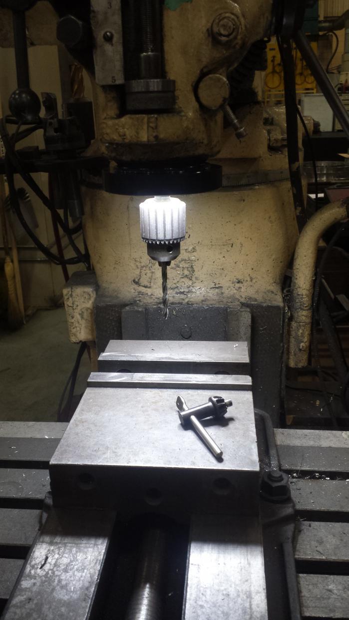 Aluminator New Led Ring Light Design For Knee Mills