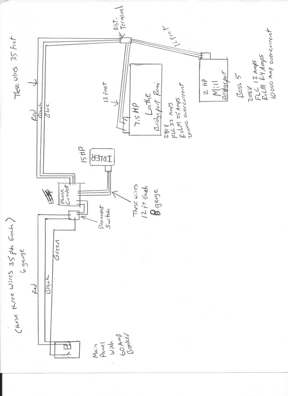 Phoenix Phase Converter Wiring Diagram Just Wirings Static Add A