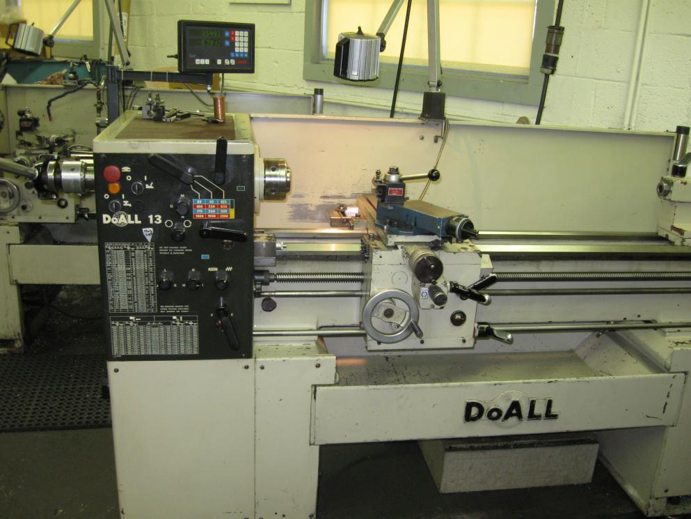 practical machinist largest manufacturing technology forum Doall 13 Lathe Parts List