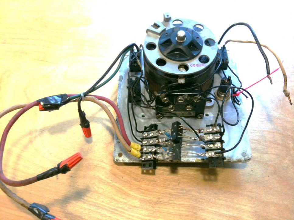 Hlv Feed Motor Controller Assistance Request