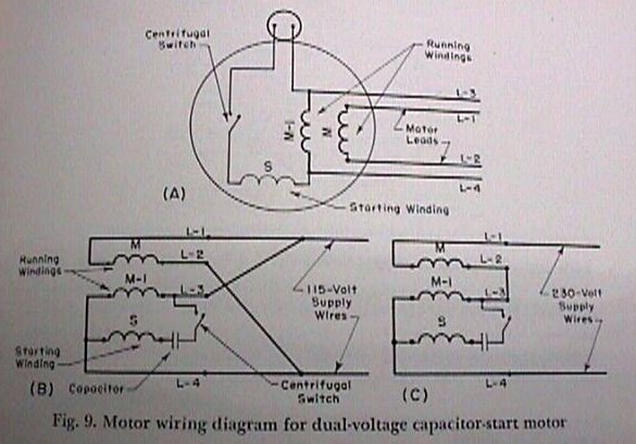 110 220 motor wiring diagram electronic schematics collections 110-volt switch wiring diagrams electric wiring diagram for 110 volt electric motor wiring diagram blogwiring diagram for 110 volt electric motor
