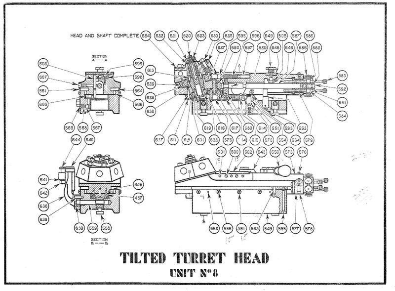 operator s manual for hardinge model b turret rh practicalmachinist com hardinge lathe hlv-h manual hardinge lathe parts list