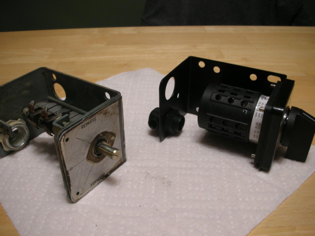 Cheap Bridgeport Drum Switch Source