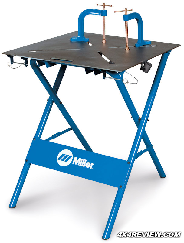 Welding Table Designs millerarcstation002jpg Millerarcstation002jpg