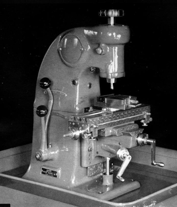 Hardinge Milling Machine