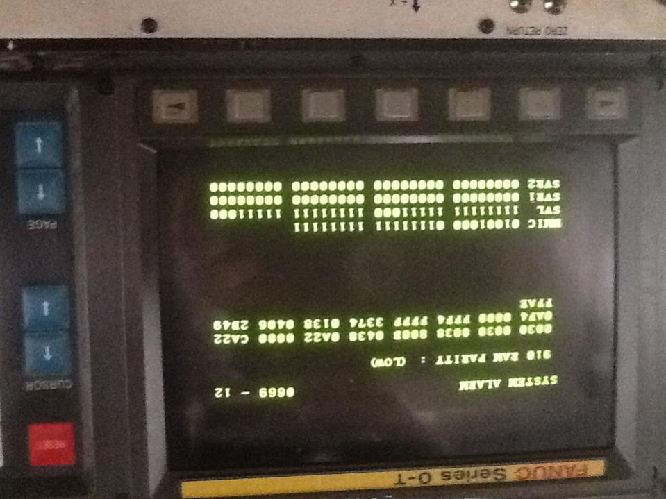 wasino cnc fanuc 0 t controller error 910 rh practicalmachinist com Haas Lathe Operator Manual Okuma Lathe Operator Manual