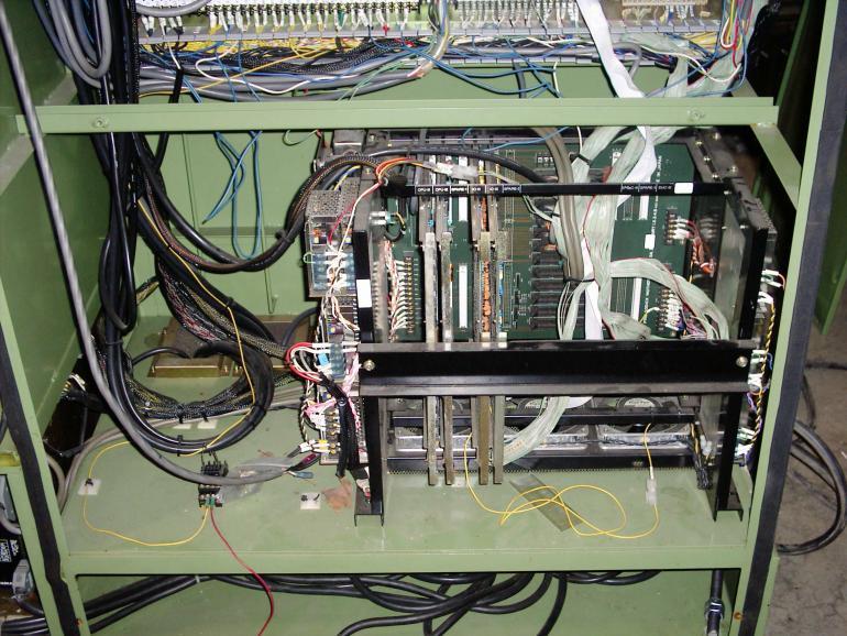 Brother TC229 Linux CNC retrofit progress report