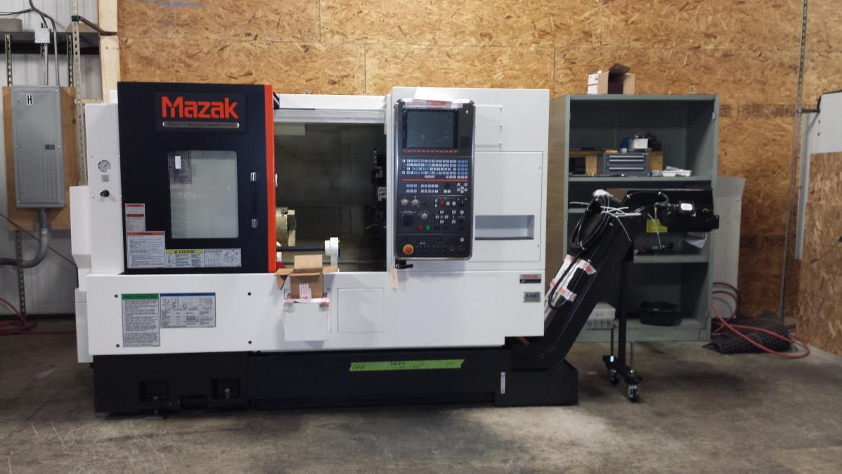 Machinist Tools For Sale >> New machine day. Mazak QTN 250 my