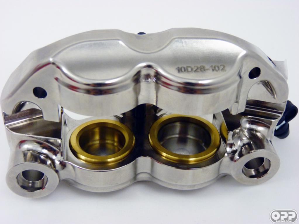 Monoblock Brake Caliper Machining P