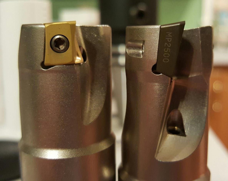 Shoulder milling tools Sandvik,Seco,Kyocera,Korloy