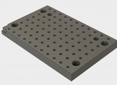 How Do I Machine A Fixture Plate