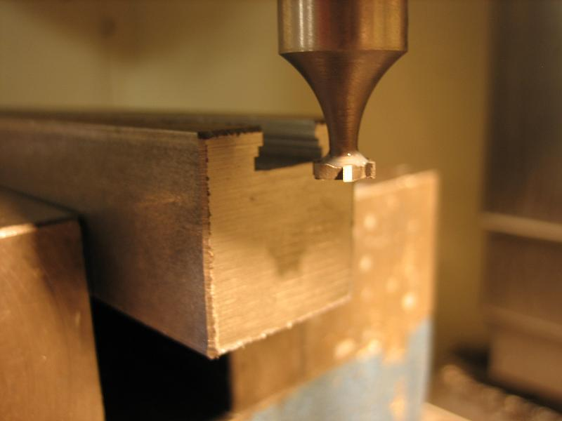 Heck Of A Time With Dovetail Machining Page 2