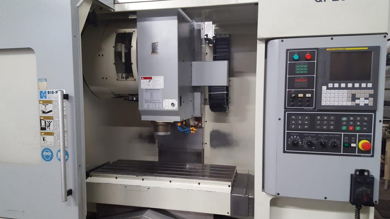 Used HAAS vs New TORMACH