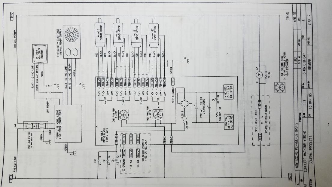 Milltronic Wiring Diagram