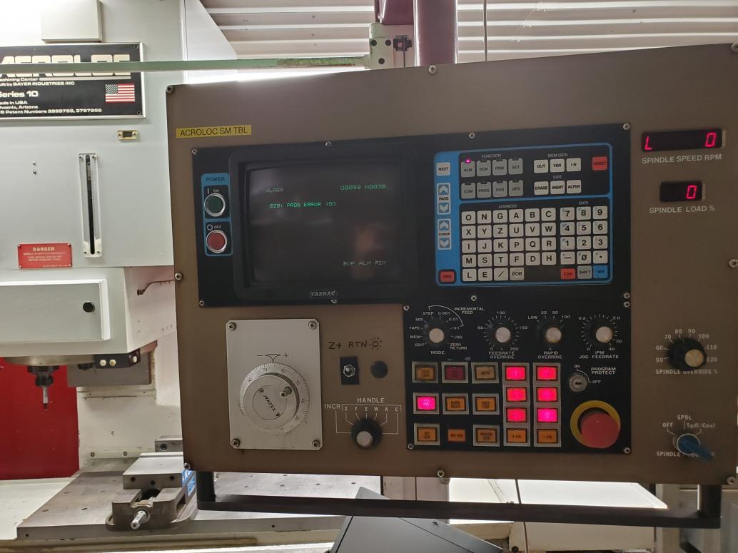 Details about YASKAWA YASNAC MX2 CNC OPERATOR MANUAL TOE-C843-8.30 ...