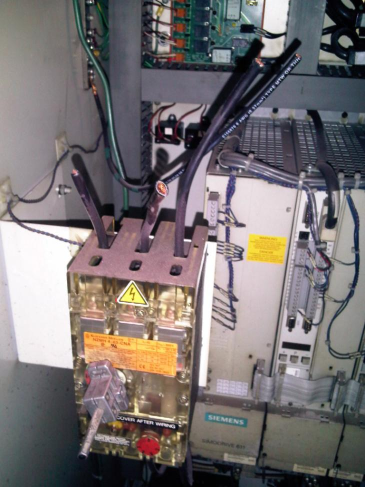 wiring a 45kva step down transformer  transformer jpg bridgeport panel jpg