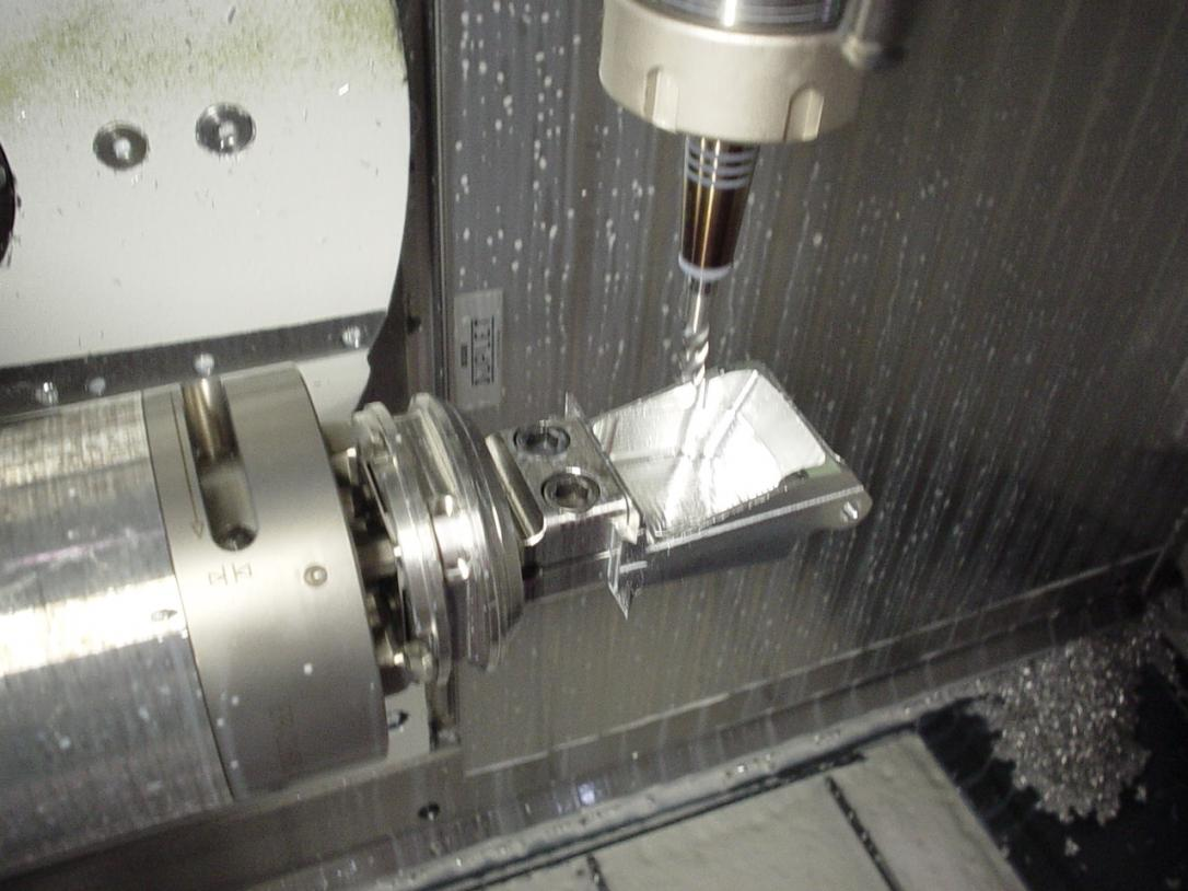 5 Axis Vice Fixture For Large Parts Recommendations