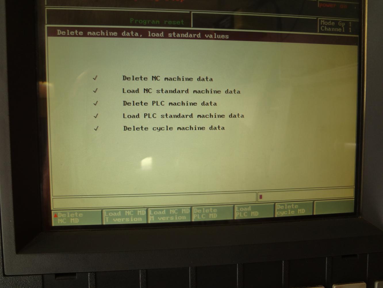 siemens 840c battery dead nck plc reload