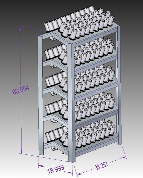 Show Me Your Tool Holder Storage Crib