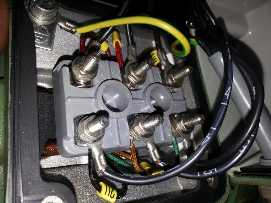 3 Phase Drum Switch Wiring