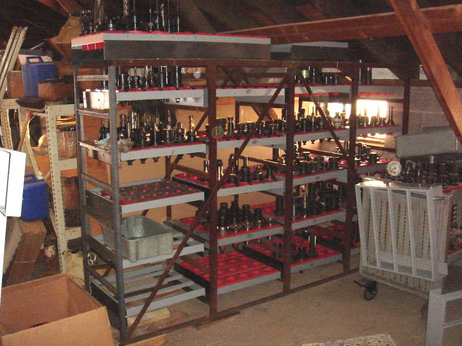 Tool Storage Drawers