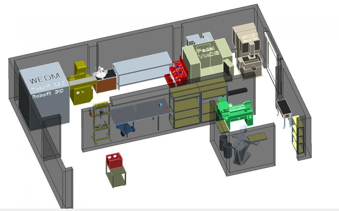 Sergison machine - Home shop design ...