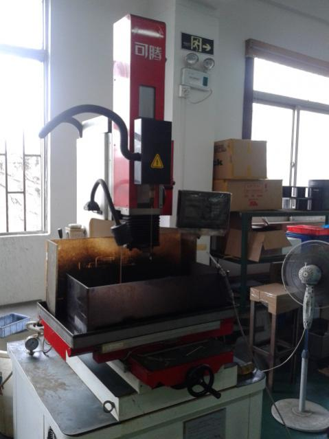 machine shops in china