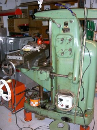 my home shop in denmark rh practicalmachinist com Vertical Milling Machine Manual English Machines