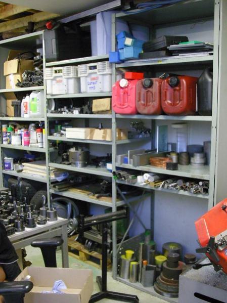 run machine shop